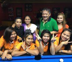 The Efren Reyes 9 Ball Open Roll of Honour
