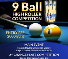 9 Ball High Roller – Update