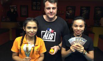 Thurs 15-02 : Peter Wins