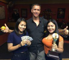 Thurs 29-03 : Dennis Wins