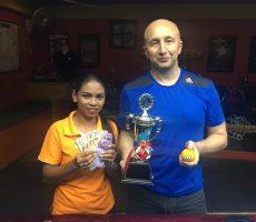 Tues 08-01 : Dmitry Wins