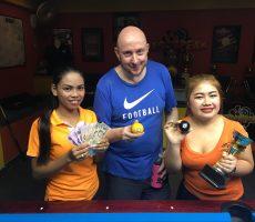 Mega 8 Ball : Dave Wins
