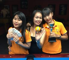 Mega 8 Ball : Gan Wins
