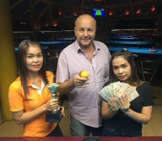 Mega 8 Ball : Tommy Wins Again