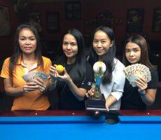 Scotch Doubles : Praew+Nokkie Win
