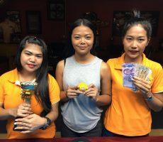Mega 8 Ball : Pla Wins